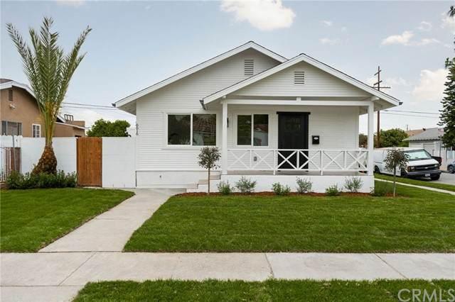 6616 Newell Street, Huntington Park, CA 90255 (#OC21101358) :: Team Forss Realty Group
