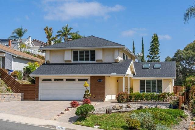 3724 Catamarca Dr, San Diego, CA 92124 (#210012618) :: Rogers Realty Group/Berkshire Hathaway HomeServices California Properties