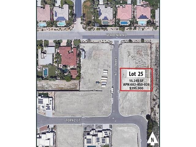 25 Garnett Court, Rancho Mirage, CA 92270 (#219061925DA) :: Millman Team