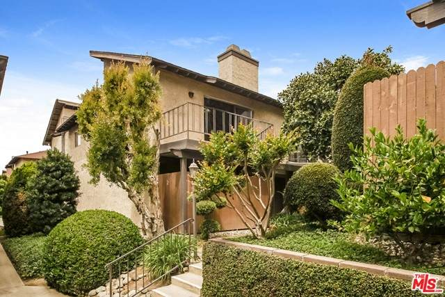 520 W Foothill Boulevard D, Monrovia, CA 91016 (#21724036) :: Steele Canyon Realty