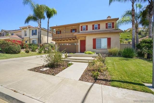 711 Via De Plata, San Marcos, CA 92069 (#210012619) :: Mainstreet Realtors®