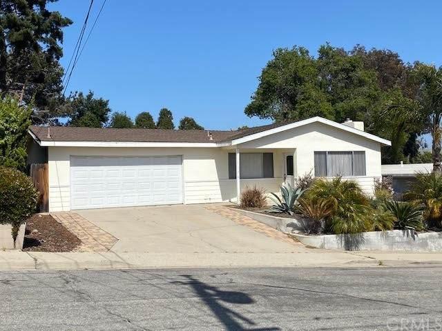 1170 Linda Drive, Arroyo Grande, CA 93420 (#PI21099735) :: Berkshire Hathaway HomeServices California Properties