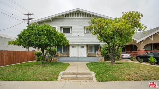 1916 6Th Avenue, Los Angeles (City), CA 90018 (#21730898) :: Zutila, Inc.