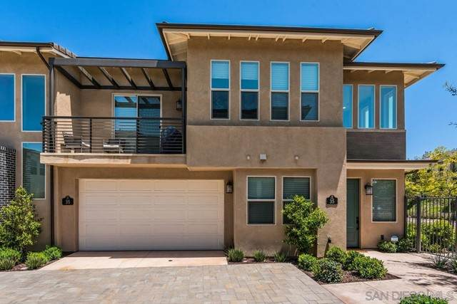 16750 Coyote Bush #35, San Diego, CA 92127 (#210012633) :: Frank Kenny Real Estate Team