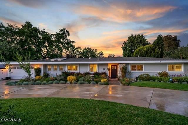 1661 La Granada Drive, Thousand Oaks, CA 91362 (#221002531) :: Frank Kenny Real Estate Team