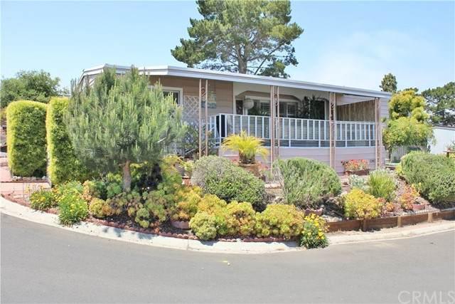 1675 Los Osos Valley Road #180, Los Osos, CA 93402 (#SC21099123) :: Zutila, Inc.