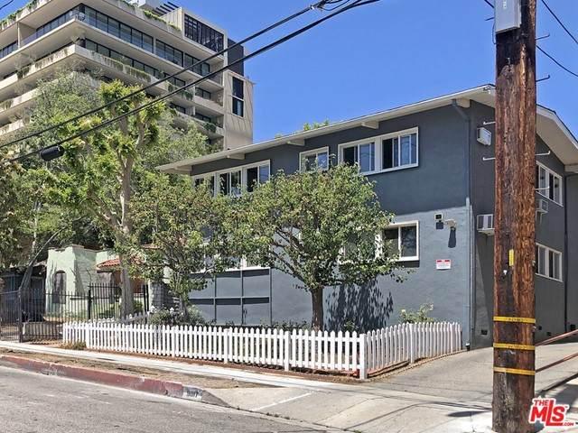 9017 Harratt Street, West Hollywood, CA 90069 (#21730594) :: Frank Kenny Real Estate Team
