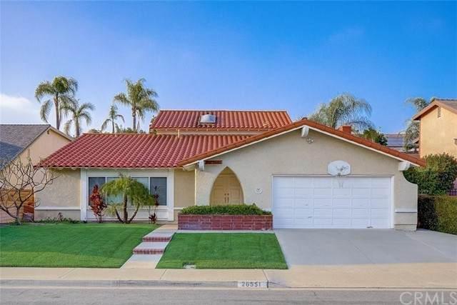 26551 Avenida Veronica, Mission Viejo, CA 92691 (#OC21101113) :: Frank Kenny Real Estate Team