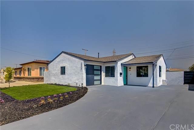 2025 W 178th Street, Torrance, CA 90504 (#OC21099424) :: Steele Canyon Realty