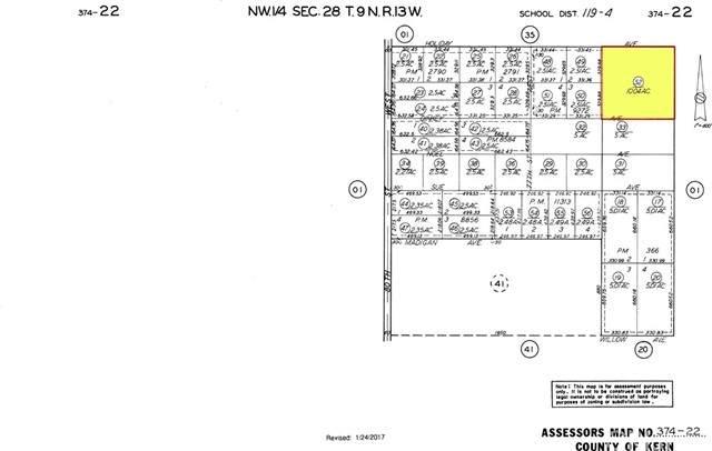 75 St. W Holiday Avenue, Rosamond, CA 93560 (#SR21101285) :: Powerhouse Real Estate