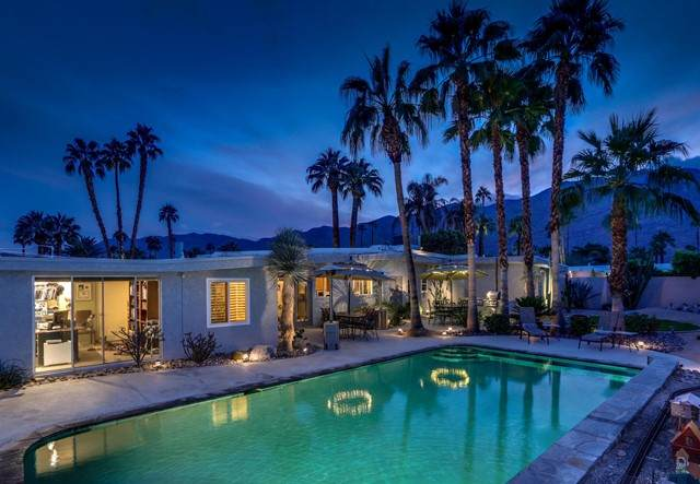 2222 E Park Drive, Palm Springs, CA 92262 (#219061932PS) :: Wahba Group Real Estate | Keller Williams Irvine