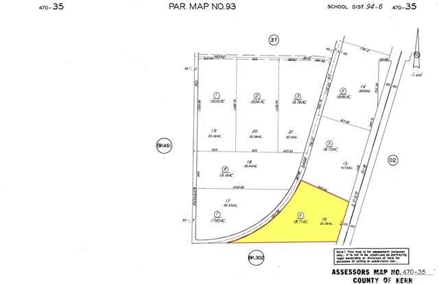 0 Washburn Blvd. And Sage Street, Mojave, CA 93501 (#SR21099576) :: Swack Real Estate Group | Keller Williams Realty Central Coast