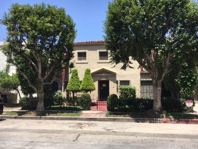 11141 Hesby Street, North Hollywood, CA 91601 (#SR21101657) :: Frank Kenny Real Estate Team