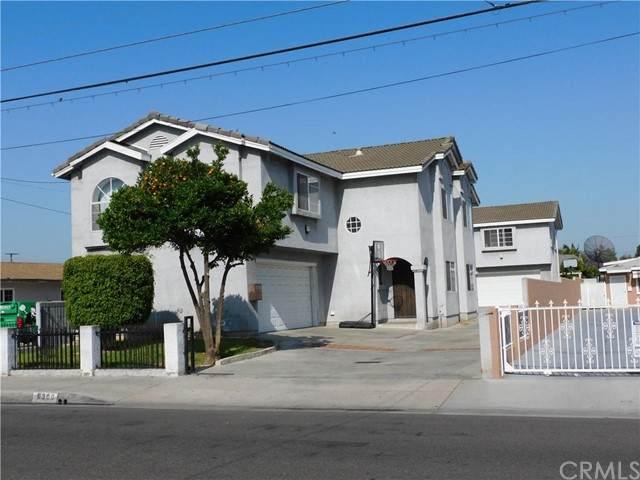 6300 Otis Ave, Bell, CA 90201 (#MB21101658) :: Frank Kenny Real Estate Team