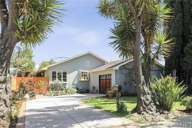 5034 Greenbush Avenue, Sherman Oaks, CA 91423 (#SR21100526) :: Zutila, Inc.