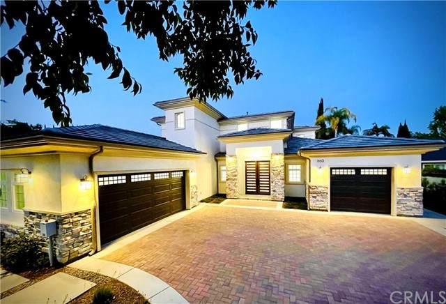 860 S San Gabriel Boulevard, Pasadena, CA 91107 (#AR21085594) :: Team Forss Realty Group