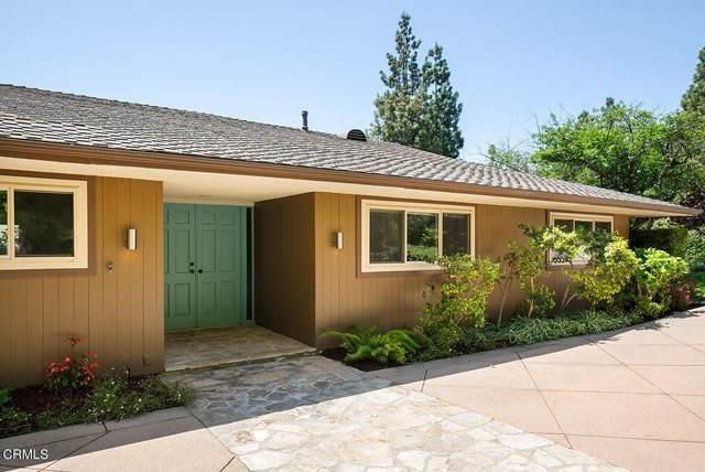 5822 Briartree Drive, La Canada Flintridge, CA 91011 (#P1-4697) :: Zutila, Inc.