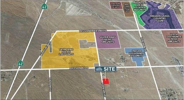 0 Pierson Blvd & Karen Ave, Desert Hot Springs, CA 92240 (#219061944DA) :: Team Forss Realty Group