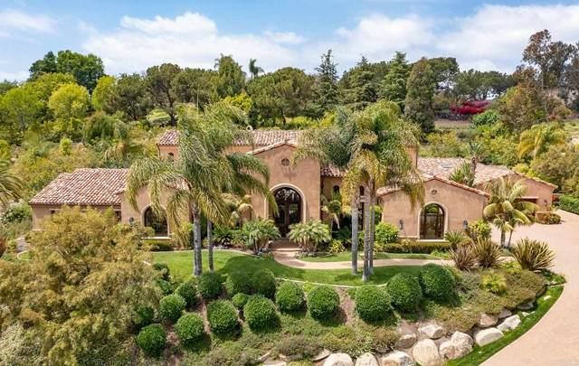 17156 Camino De Montecillo, Rancho Santa Fe, CA 92067 (#NDP2105261) :: Massa & Associates Real Estate Group | eXp California Realty Inc