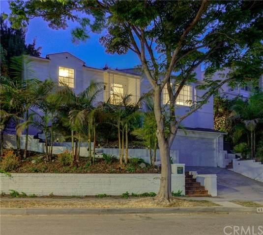 493 Hillgreen Drive, Beverly Hills, CA 90212 (#SB21101630) :: CENTURY 21 Jordan-Link & Co.