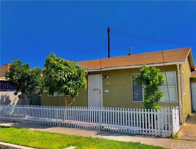 4664 Randolph Street, Bell, CA 90201 (#MB21101848) :: Zutila, Inc.