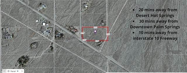 0 Dillon Road, Desert Hot Springs, CA 92241 (#219061950PS) :: Mark Nazzal Real Estate Group