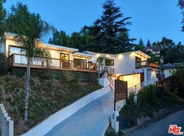 4698 Morro Drive, Woodland Hills, CA 91364 (#21730476) :: Compass