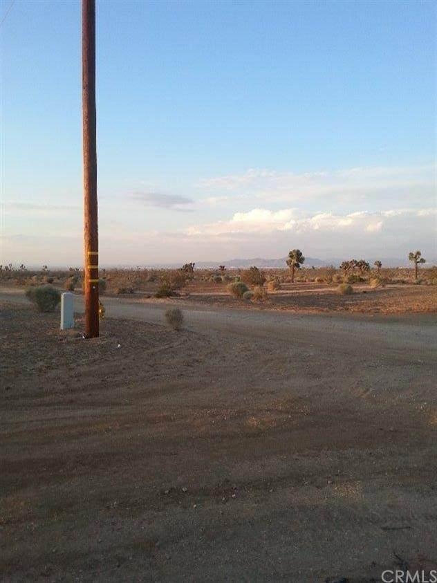 0 Pipeline Rd, Pinon Hills, CA 92372 (#OC21069245) :: Better Living SoCal