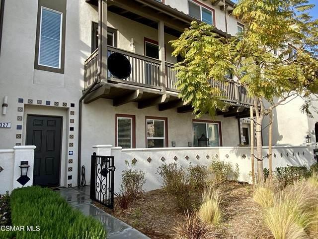 327 Townsite Promenade, Camarillo, CA 93010 (#221002546) :: Mainstreet Realtors®
