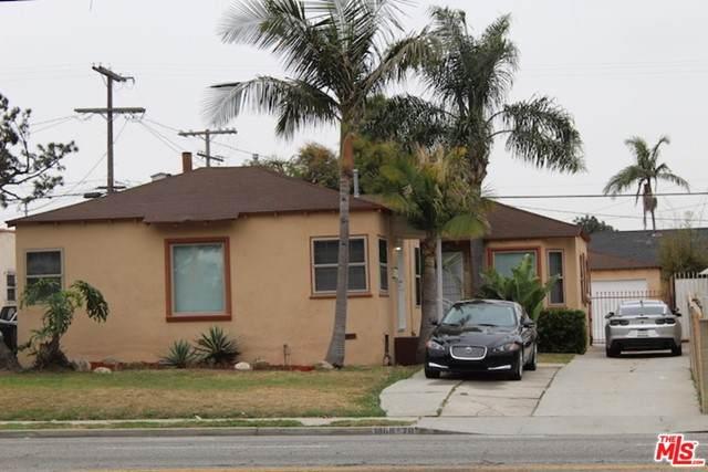 1868 W Century Boulevard, Los Angeles (City), CA 90047 (#21726458) :: CENTURY 21 Jordan-Link & Co.