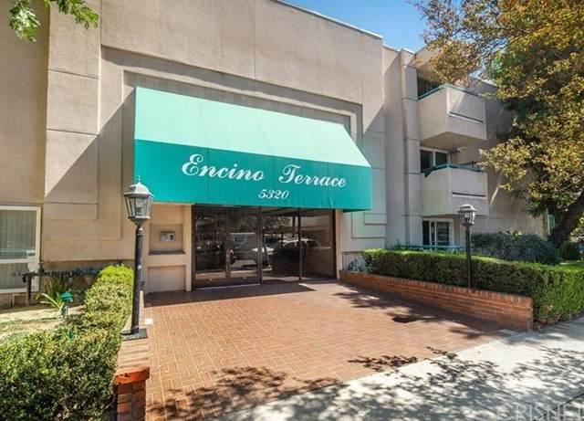 5320 Zelzah Avenue #307, Encino, CA 91316 (#SR21102013) :: Better Living SoCal