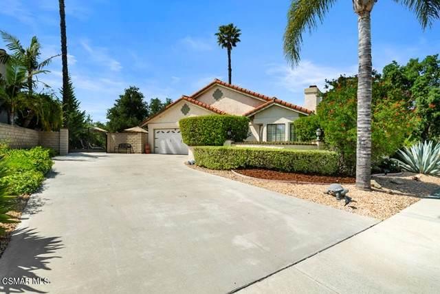 2905 Queens Way, Thousand Oaks, CA 91362 (#221002550) :: Berkshire Hathaway HomeServices California Properties