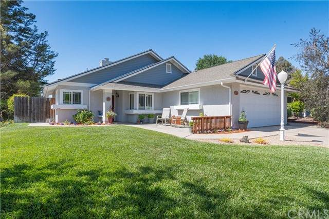 370 Crazy Horse Drive, Paso Robles, CA 93446 (#NS21102110) :: Better Living SoCal