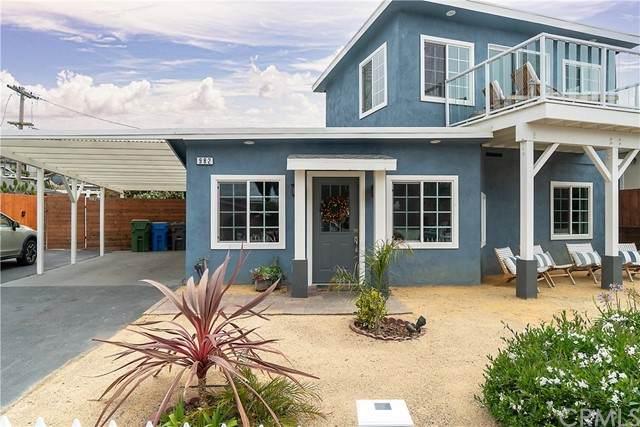 982 Carmel Street, Morro Bay, CA 93442 (#SC21087062) :: Better Living SoCal