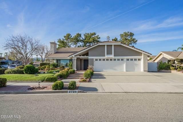 2728 Rochelle Place, Simi Valley, CA 93063 (#221002551) :: Mainstreet Realtors®