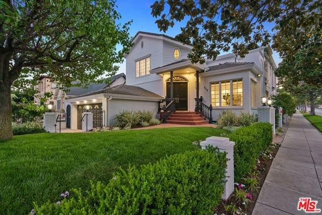 219 N Oakhurst Drive, Beverly Hills, CA 90210 (#21730270) :: CENTURY 21 Jordan-Link & Co.