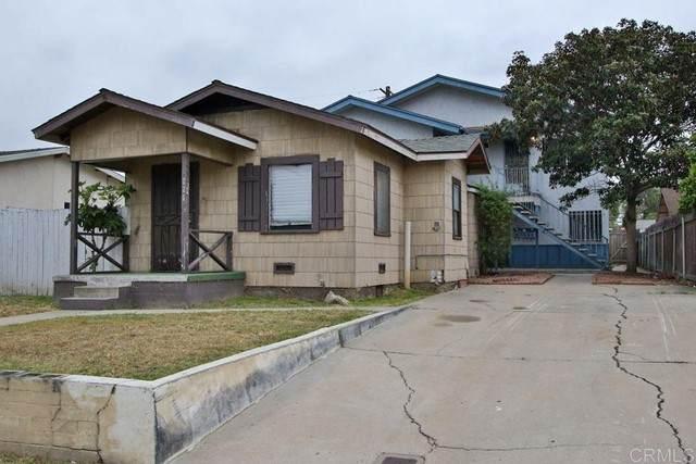 226 28 Madrona Street, Chula Vista, CA 91910 (#PTP2103245) :: Steele Canyon Realty
