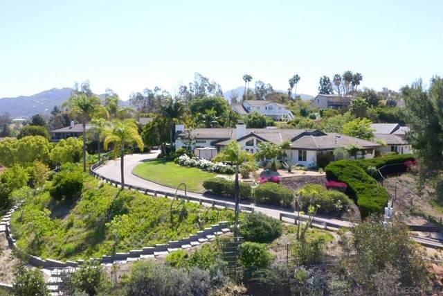 17695 Valle Verde Rd, Poway, CA 92064 (#210012763) :: Mainstreet Realtors®