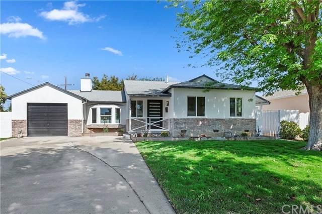 6960 Shoshone Avenue, Van Nuys, CA 91406 (#OC21101224) :: Steele Canyon Realty