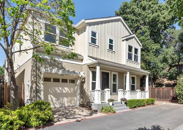 217 Creekside Village Drive, Los Gatos, CA 95032 (#ML81843667) :: COMPASS