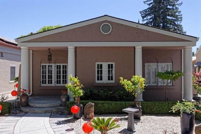 1358 Mariposa Avenue, San Jose, CA 95126 (#ML81842206) :: COMPASS