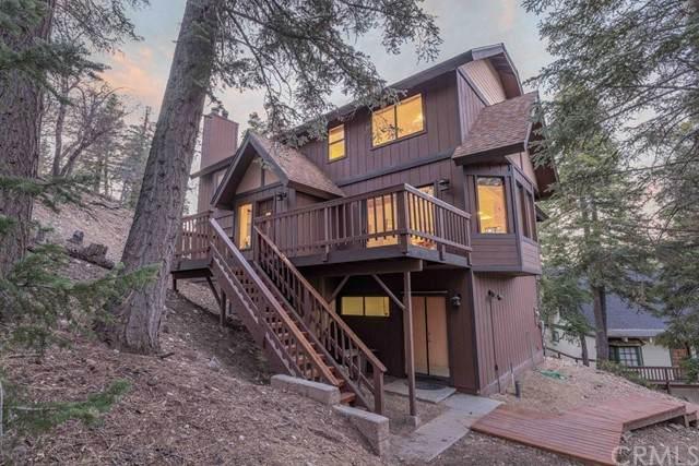 1288 Sand Canyon Court, Big Bear, CA 92315 (#PW21102393) :: Blake Cory Home Selling Team