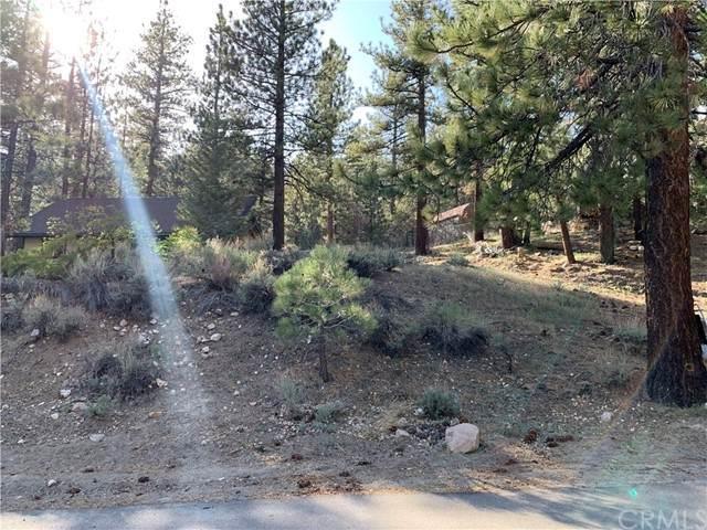 0 Canyon Road, Fawnskin, CA 92333 (#EV21102417) :: COMPASS