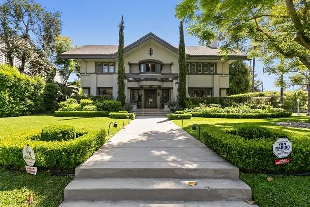 280 S Orange Grove Boulevard, Pasadena, CA 91105 (#P1-4710) :: Rogers Realty Group/Berkshire Hathaway HomeServices California Properties