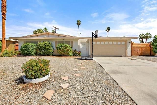 74734 Gary Ave Avenue, Palm Desert, CA 92260 (#219061971DA) :: Rogers Realty Group/Berkshire Hathaway HomeServices California Properties