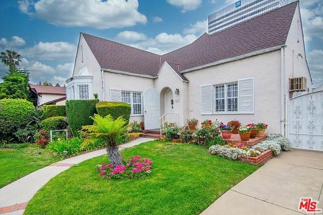 6277 Del Valle Drive, Los Angeles (City), CA 90048 (#21730802) :: CENTURY 21 Jordan-Link & Co.