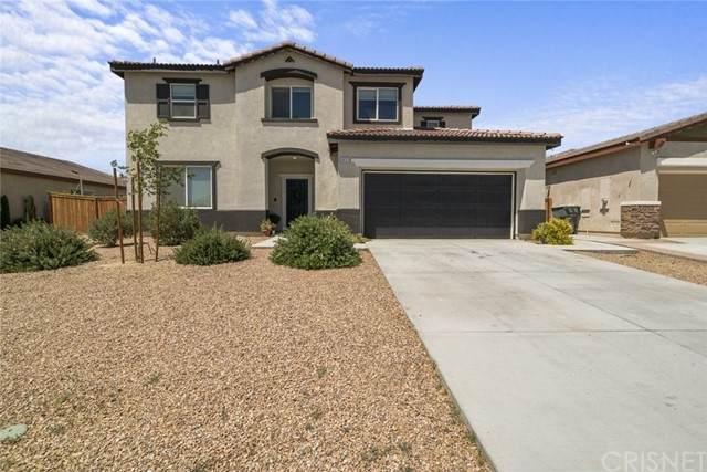 3631 Monument Hills Avenue, Rosamond, CA 93560 (#SR21099652) :: Better Living SoCal