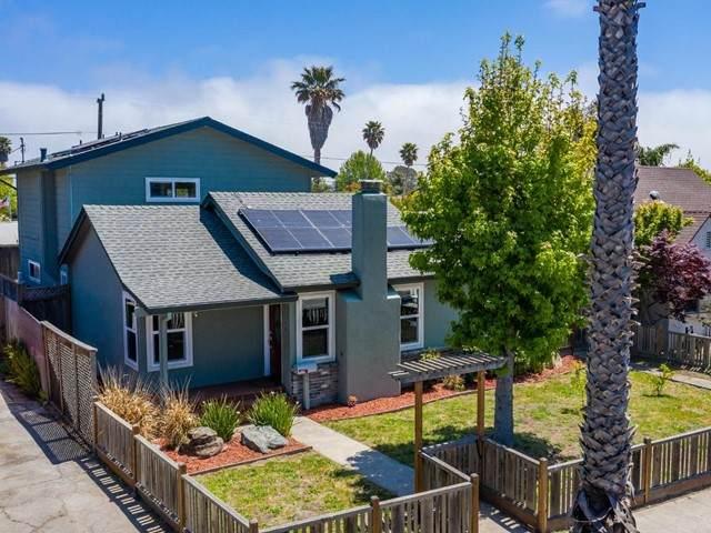 440 Morrissey Boulevard, Santa Cruz, CA 95062 (#ML81843696) :: COMPASS