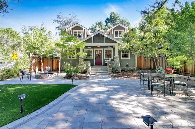 194 Villa Avenue, Los Gatos, CA 95030 (#ML81837489) :: COMPASS