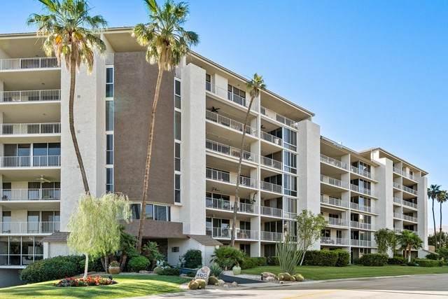 900 Island Drive #407, Rancho Mirage, CA 92270 (#219061977DA) :: Millman Team